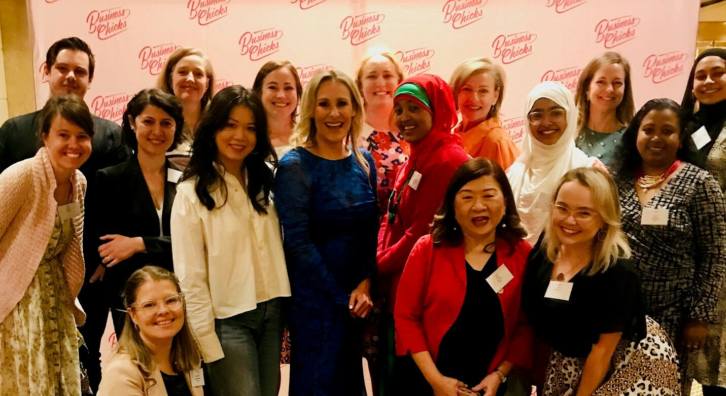 Business Chicks: supporting women's financial wellbeing