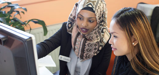 We connect job seekers to local employers or to traineeship opportunities.