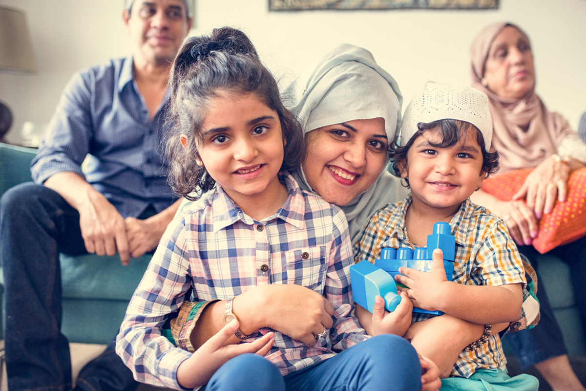 We support families from a refugee or migrant background in Melbourne's north-east.